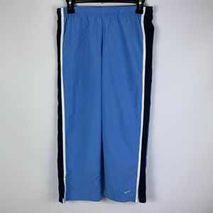 Nike Small 4 - 6 Blue Track Ankle Pants